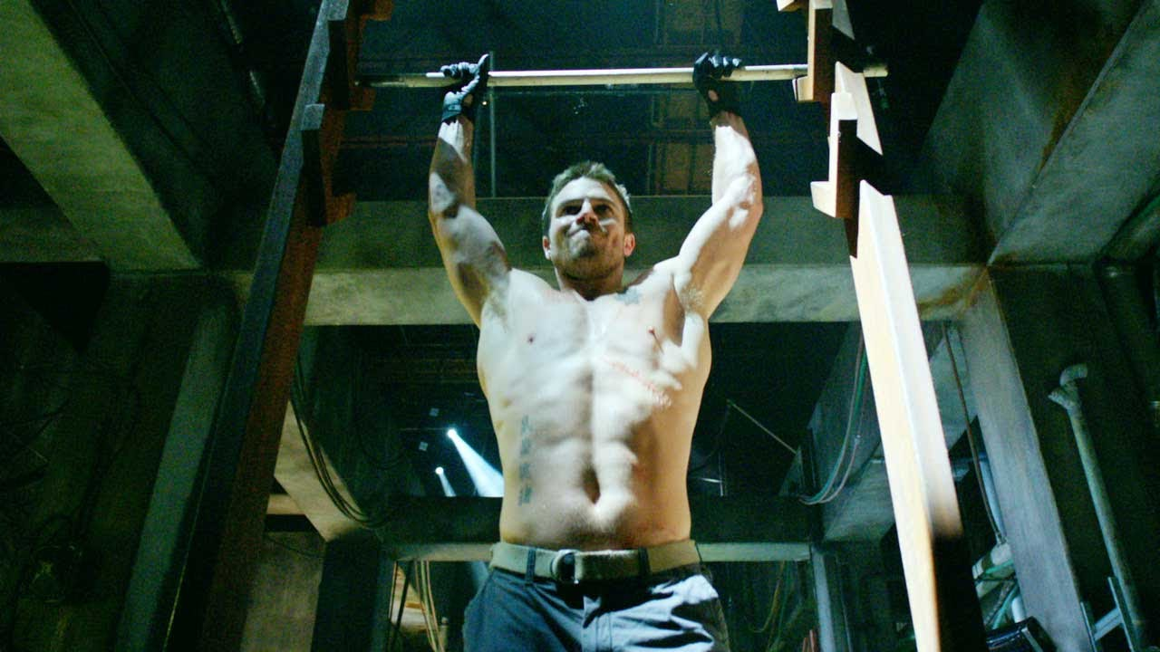 Here's How Stephen Amell Stays Ripped For Arrow' Here's How Stephen Amell Stays Ripped For Arrow' new photo
